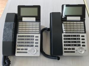 電話機再剥離タイプ